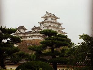 Himeji Castle and Hiroshima