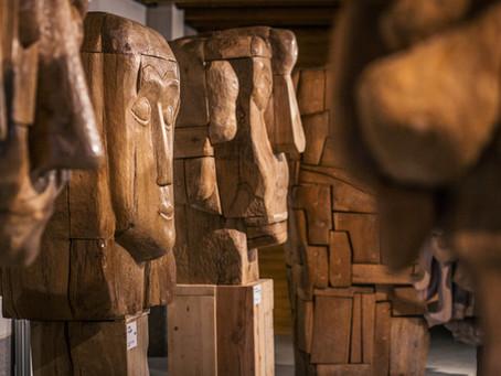 TALLER-MUSEO SANTXOTENA: La ventana al génesis de una obra