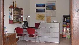Oficina de turismo Quejana