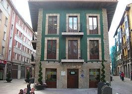 oficina de turismo de balmaseda