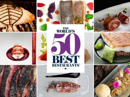 50th BEST RESTAURANTS (EUSKADI)