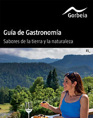 Guía gastronomía Gorbeia