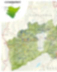 Mapa Enkarterri