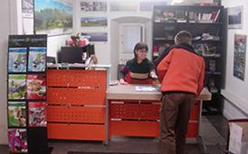 oficina de turismo Amurrio