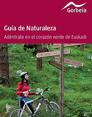 Guía de naturaleza Gorbeia