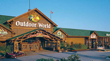 Bass Pro Shops Opens in Gainesville