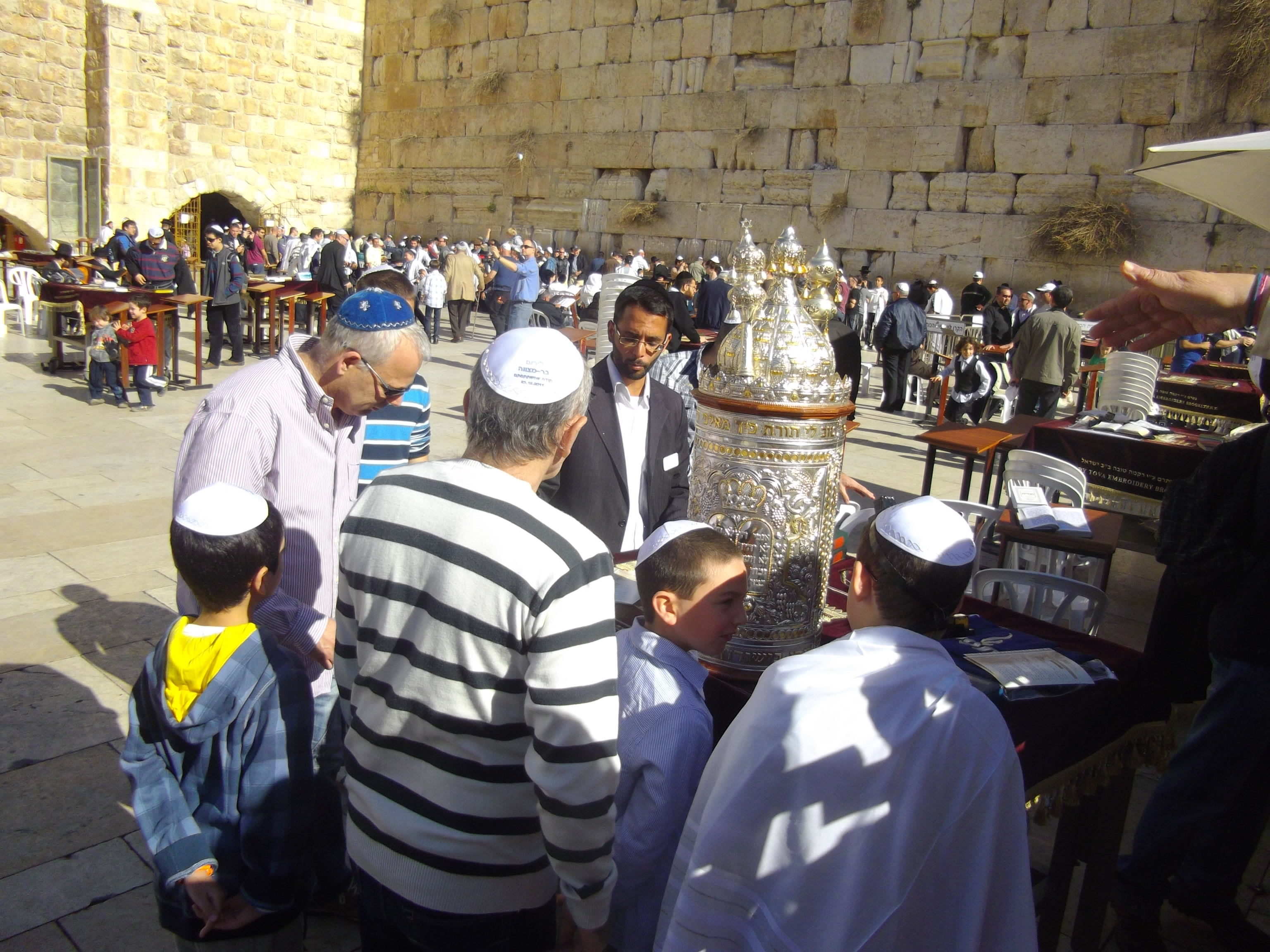 Le Kotel, Jérusalem