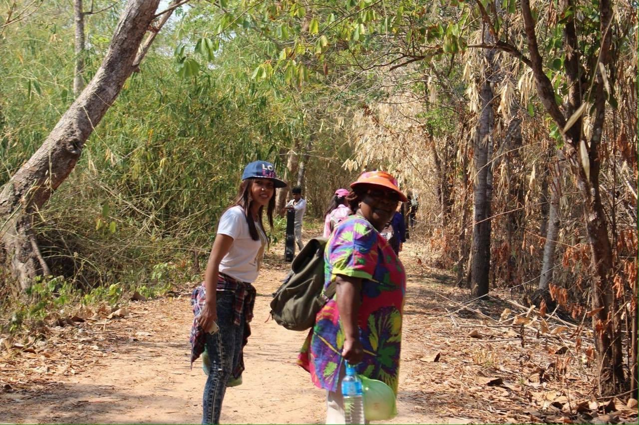 Balade au Cambodge
