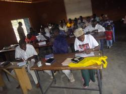 Ecole de responsables en Afrique
