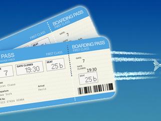 """L'info d'ADM : """"Les billets d'avion"""""""