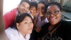 Avec des terminales en Thaïlande