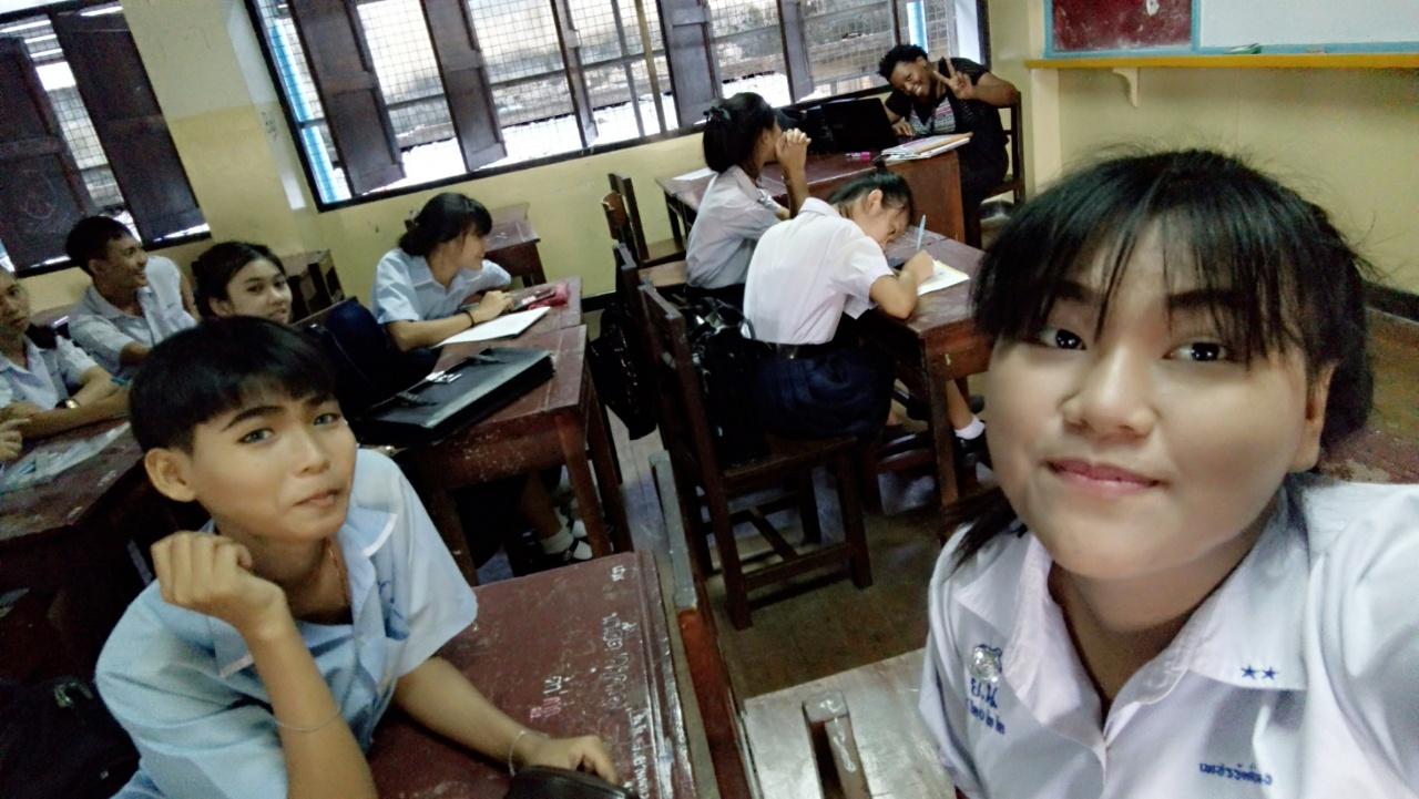 Enseignant le français en Thaïlande