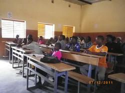 Ecole en Afrique