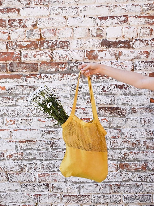 Mustard Organic Market Tote