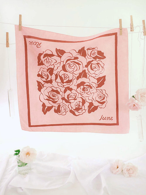 The Rose Bandana