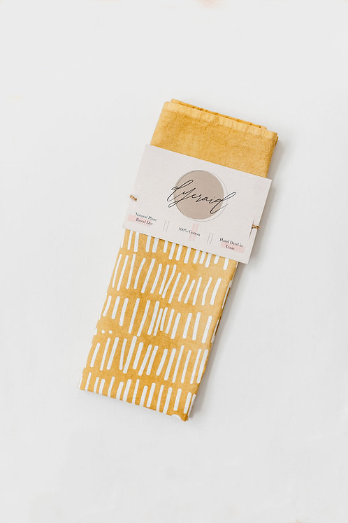 Mustard Media Kitchen Towel