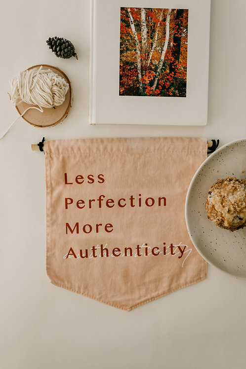 Authenticity Banner