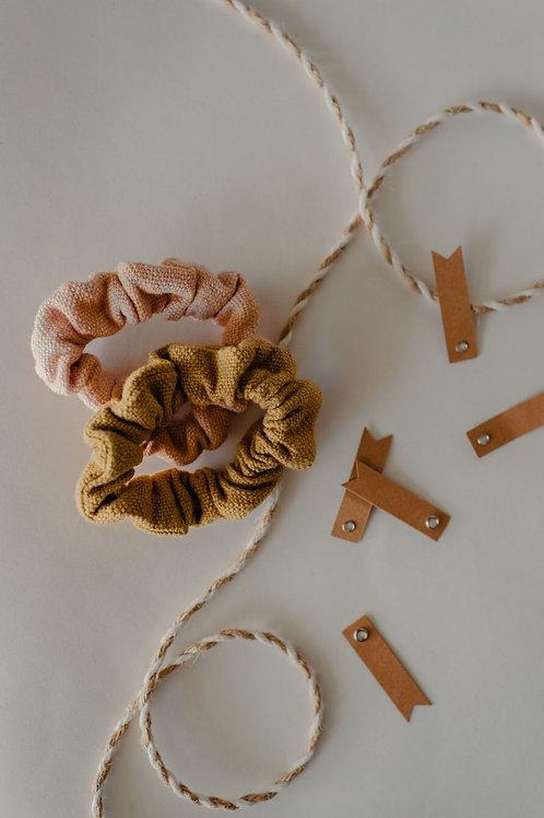 Hand Dyed Scrunchie
