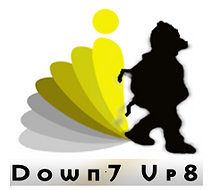 Down 7Up 8 logo.png