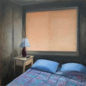 Bedroom in Black Mesa II