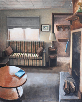 Living Room (In Afternoon)
