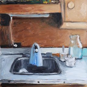 Morning (Washing Up)