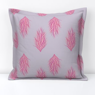 Flanged Euro Pillow Sham Cover