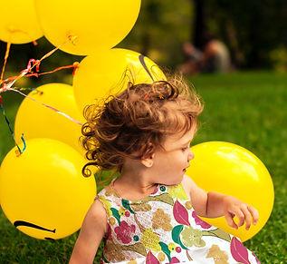 Birthday party mode enfant