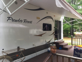 2013 Destination Trailer, at Willey Brook, Wolfeboro