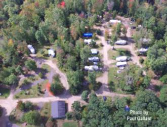 Riverbend Campground, Tamworth