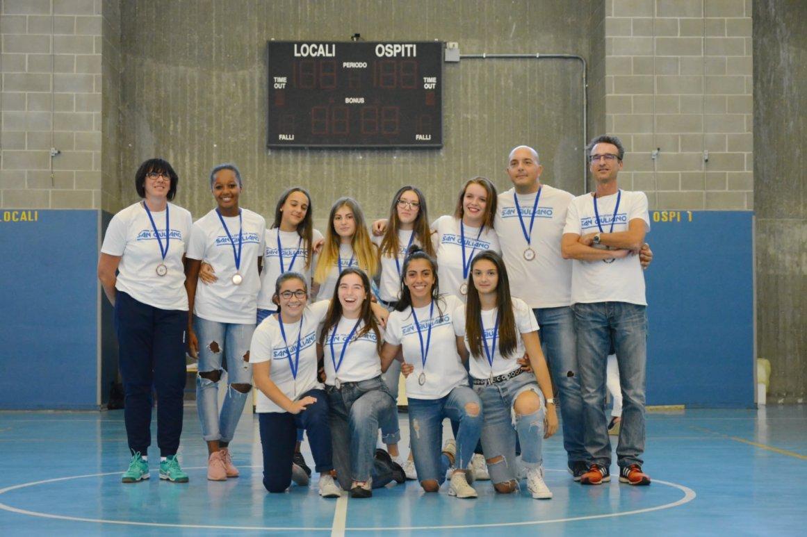 VICE CAMPIONI PROVINCIALI U16 PGS