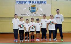 Mini volley -Piazza Italia-