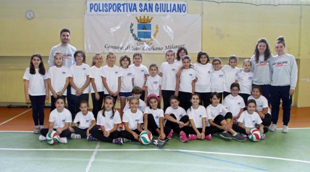 Mini volley Gogol - gruppo 2005/2006