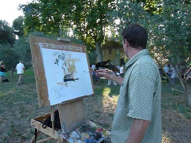 Art Artiste Marc DOURY