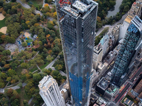 Central Park Tower from another perspective