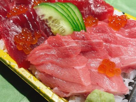 Bluefin tuna fest