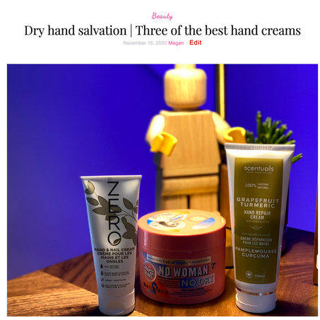 Dry hand salvation | Three of the best hand creams