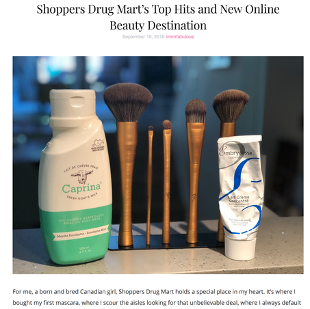 Shoppers Drug Mart's Hidden Gems