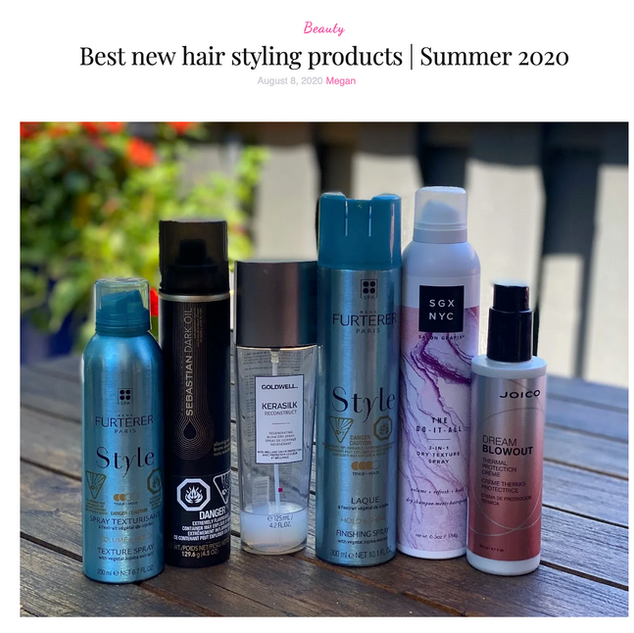 Best new hair styling products | Summer 2020