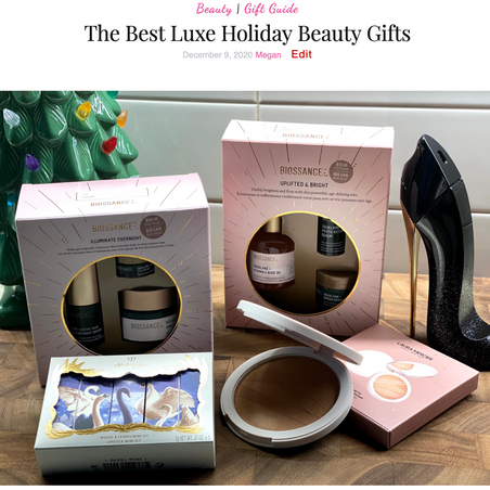 The Best Luxe Holiday Beauty Gifts