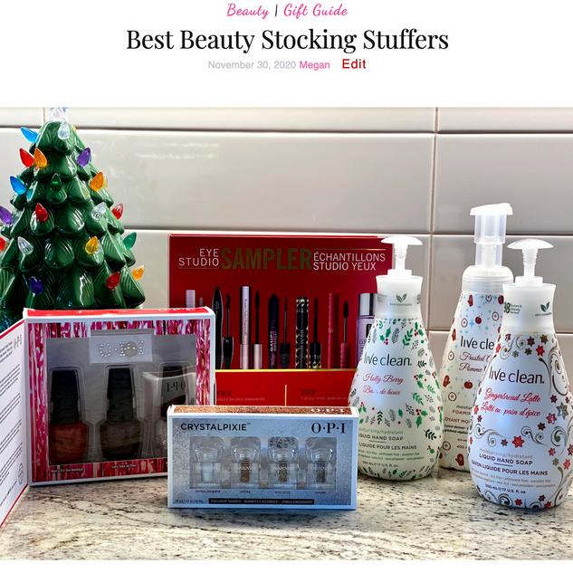 Best Beauty Stocking Stuffers 2020