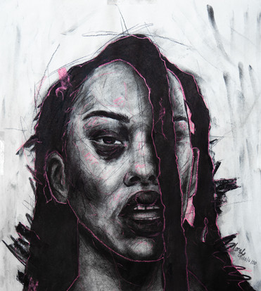 Coral Aston - Painting
