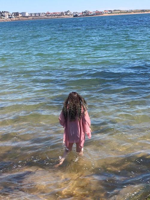Anna Burns - Beach