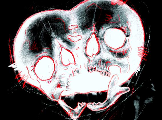 Coral Aston - Skull