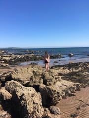 Anna Burns - Rock pool