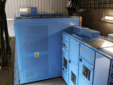 Cranswick Foods - Package Substation