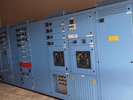 Birmingham Airport - New Switchboard