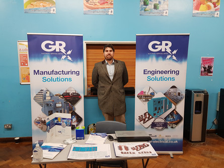 Great evening at Tadcaster Grammar School Careers Event!