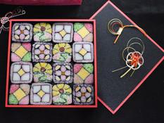 Mosaic Sushi Roll