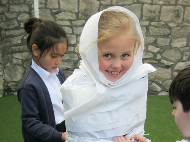Year 3 - Mummification